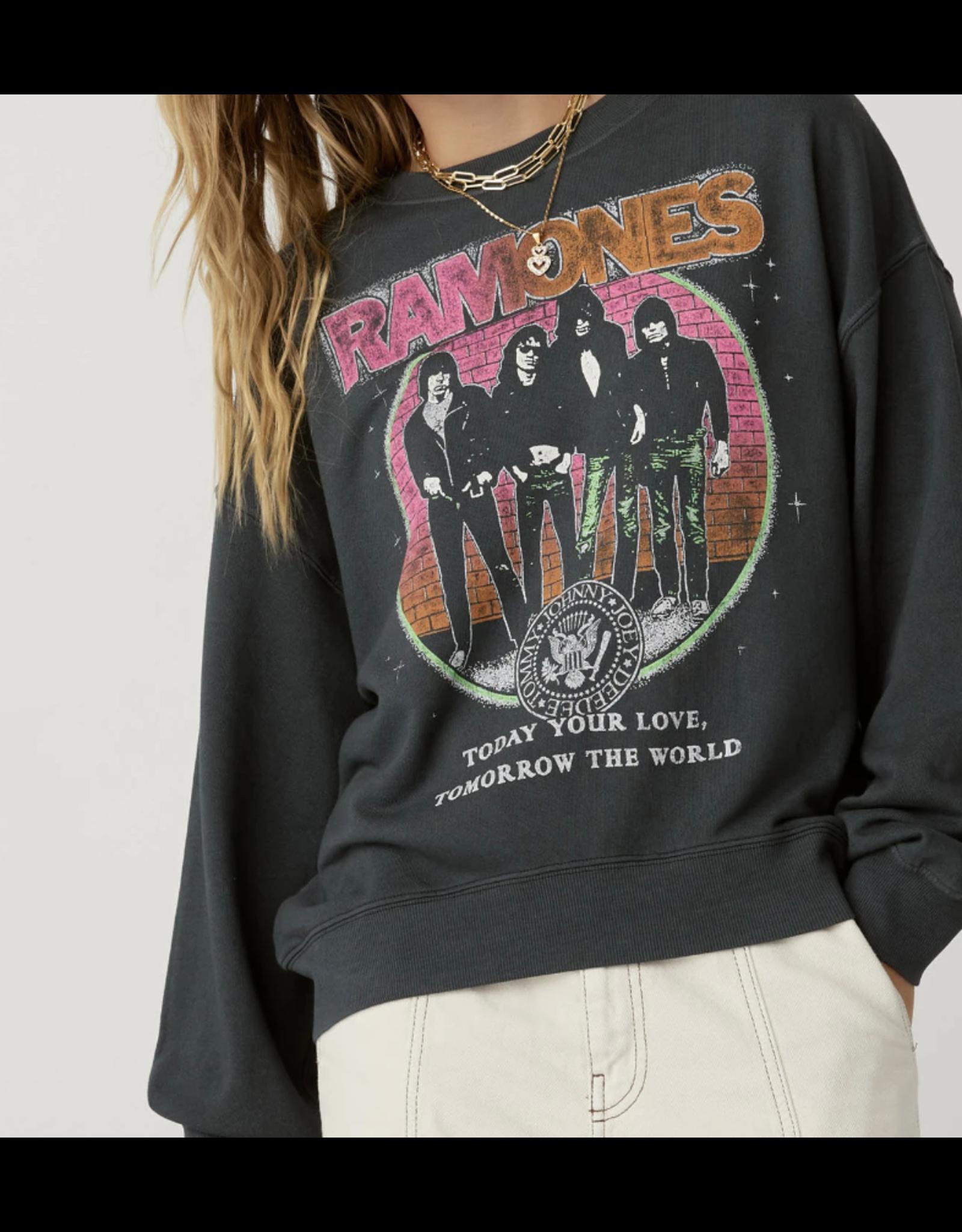 Daydreamer Daydreamer Ramones Sweatshirt