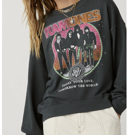 Daydreamer Daydreamer Ramones Sweatshirt