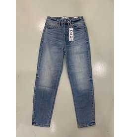 Daze Daze High Rise Mom Jean