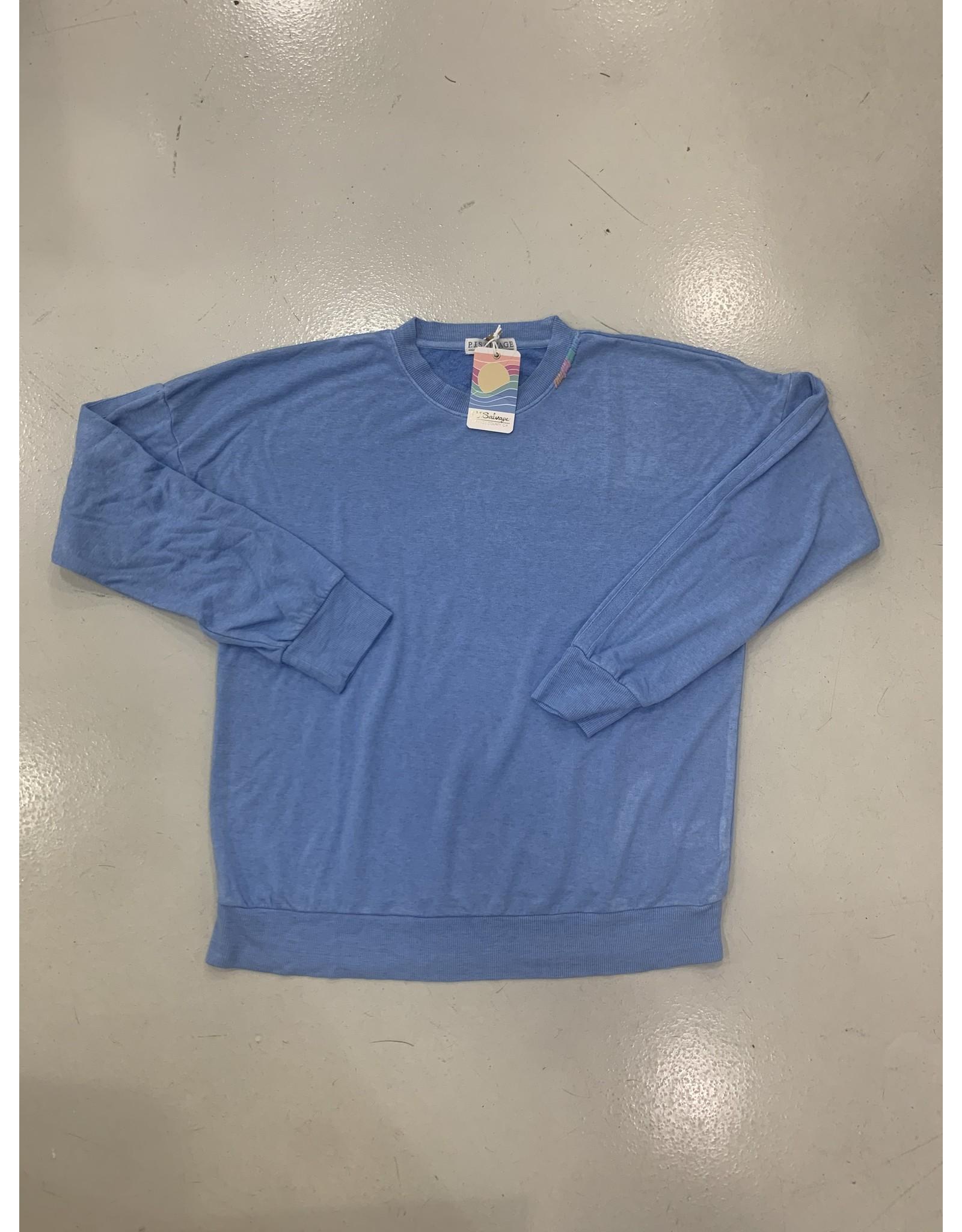 PJ Salvage PJ Salvage Long Sleeve Top