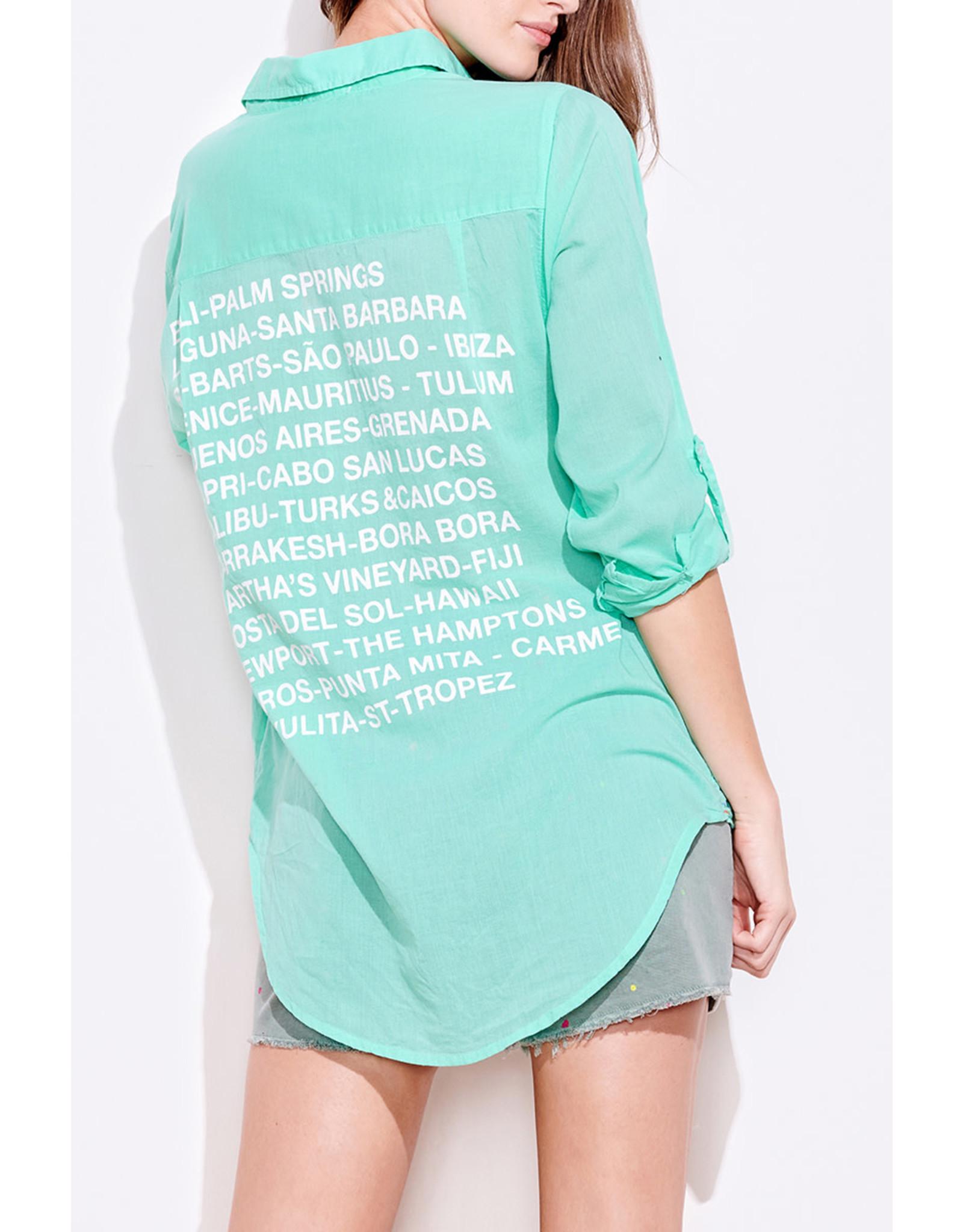 Sundry Sundry Destinations Oversz Shirt