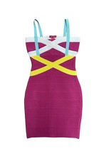 KATIEJNYC KJ Girls Multi Bandage Dress