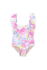 shade critters Ruffle One Piece Swimsuit