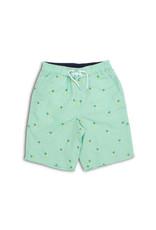 shade critters Pineapple Swim Shorts