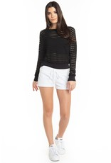 Hard Tail HT Low Rise Girls Terry Short