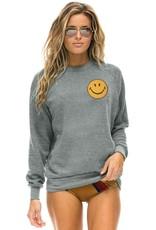 Aviator Nation AN Smiley Crew Sweatshirt