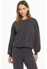 Z supply ZS Allie Distressed Sweatshirt