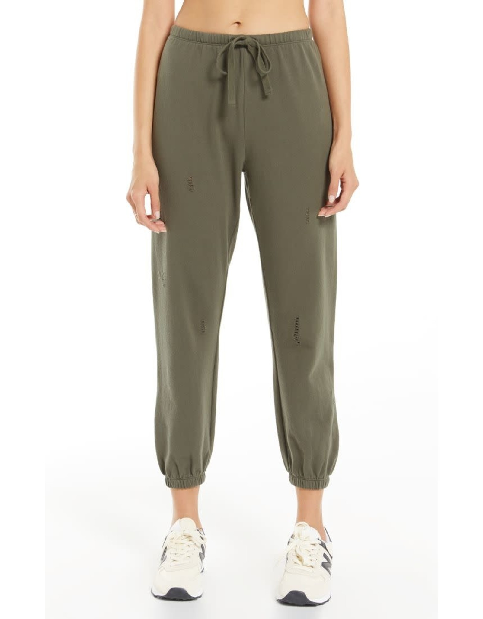 Z supply ZS Aria Distressed Jogger