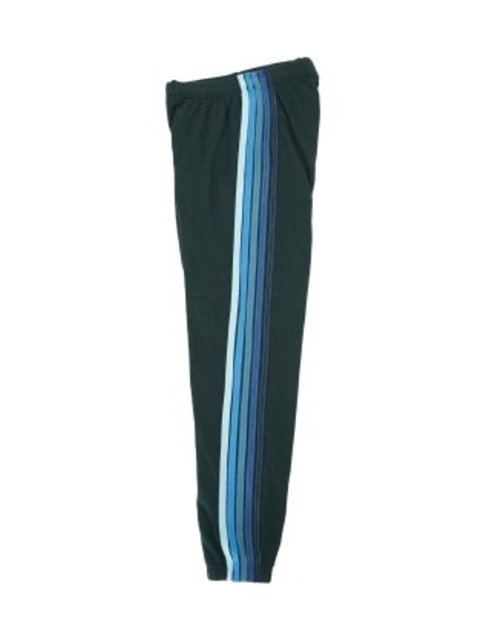 Aviator Nation AV Women's 5 Stripe Sweatpant