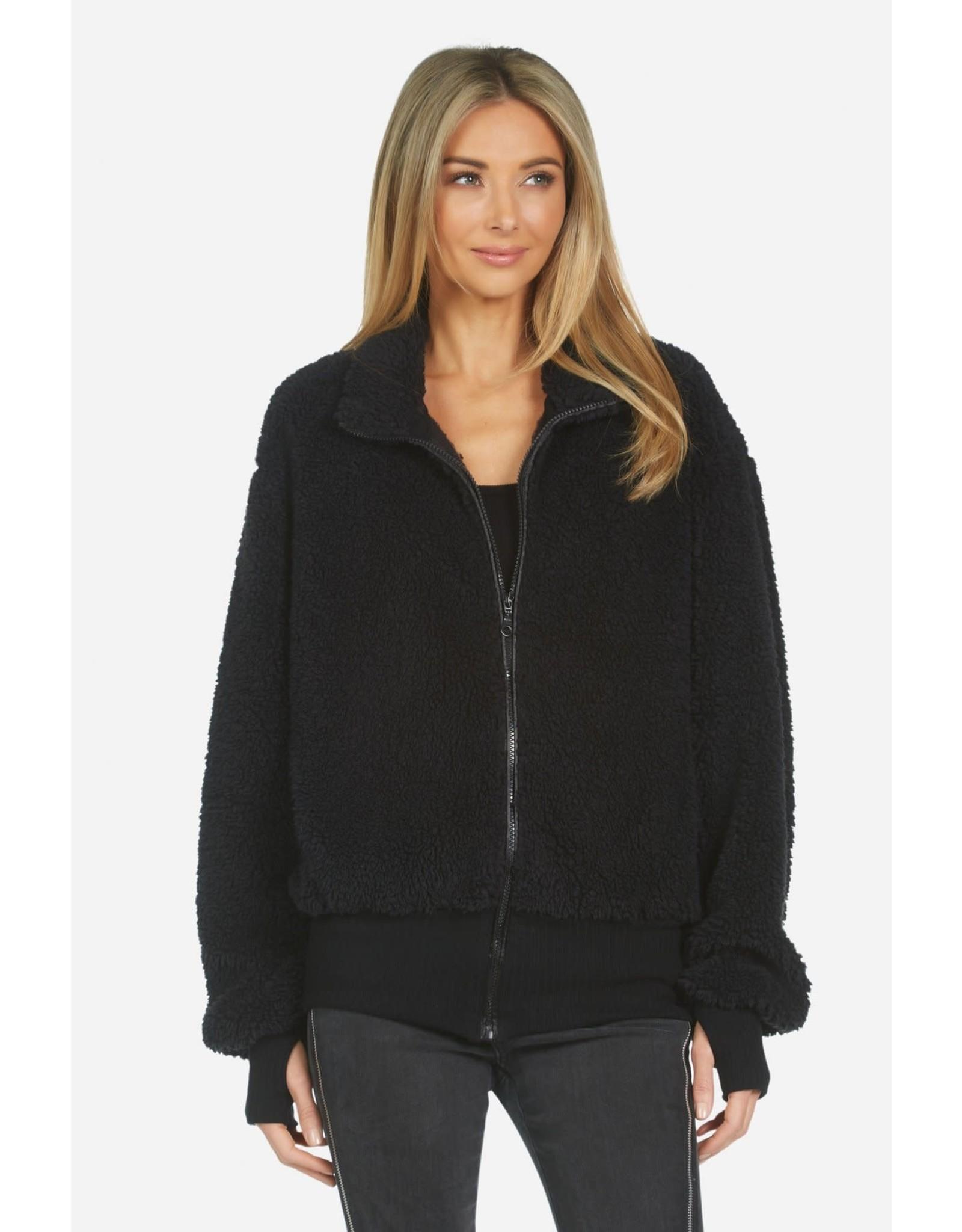 Michael Lauren Matthias Sherpa jacket