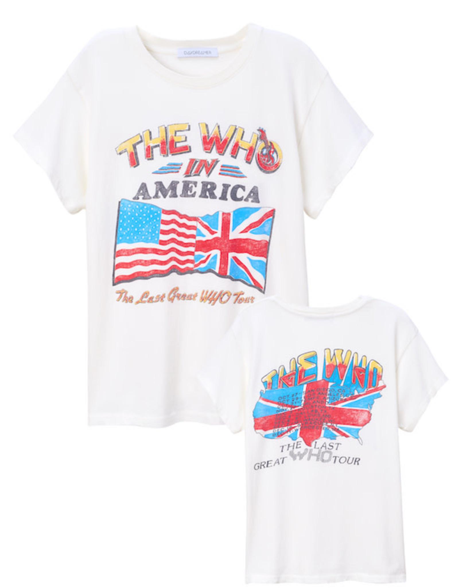 Daydreamer DD The Who Shirt