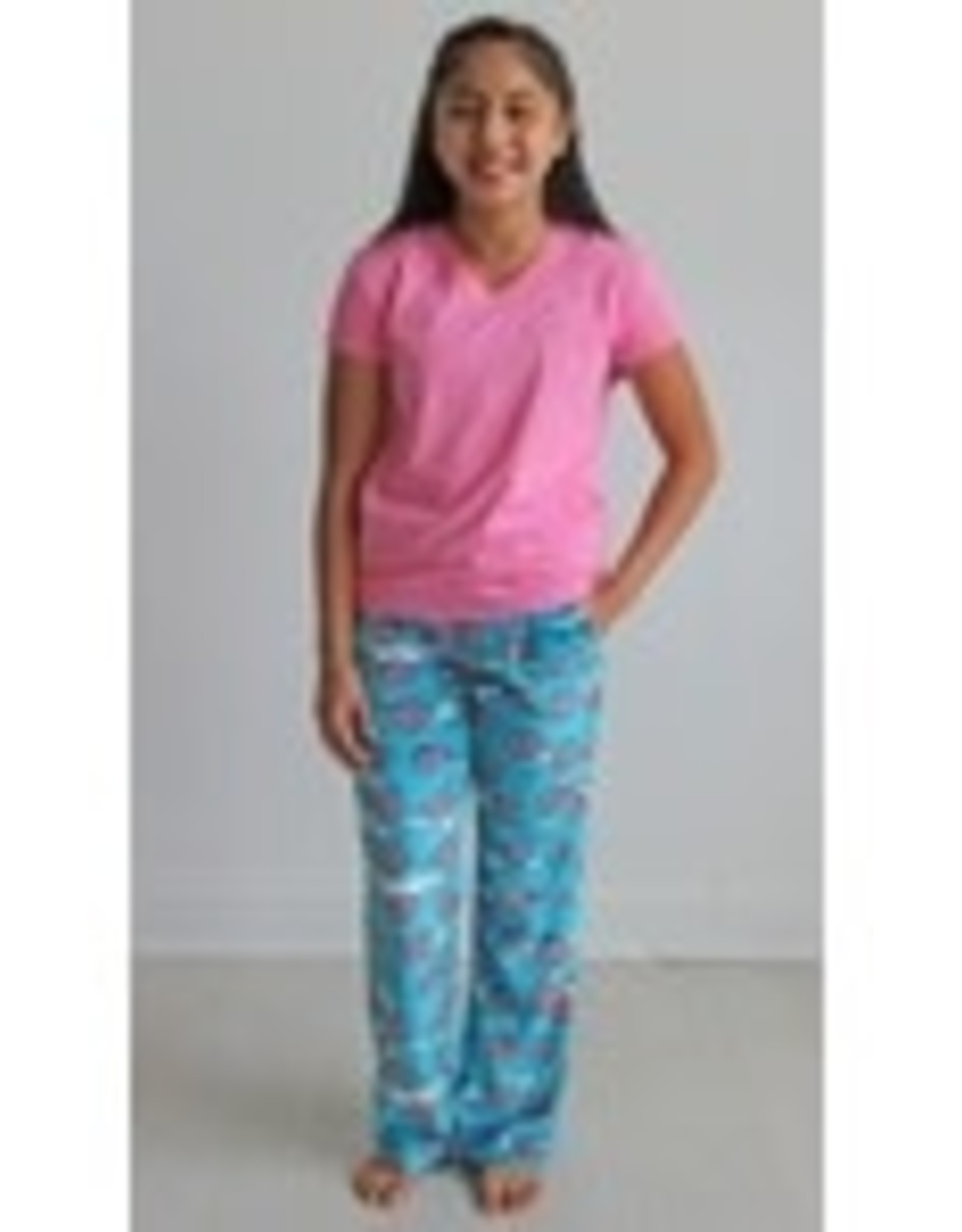 Candy Pink Fuzzy Pants