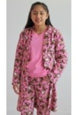 Candy Pink Robe