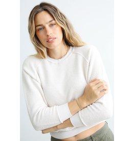 PeRFECT WHITE TEE pwt ziggy sweatshirt