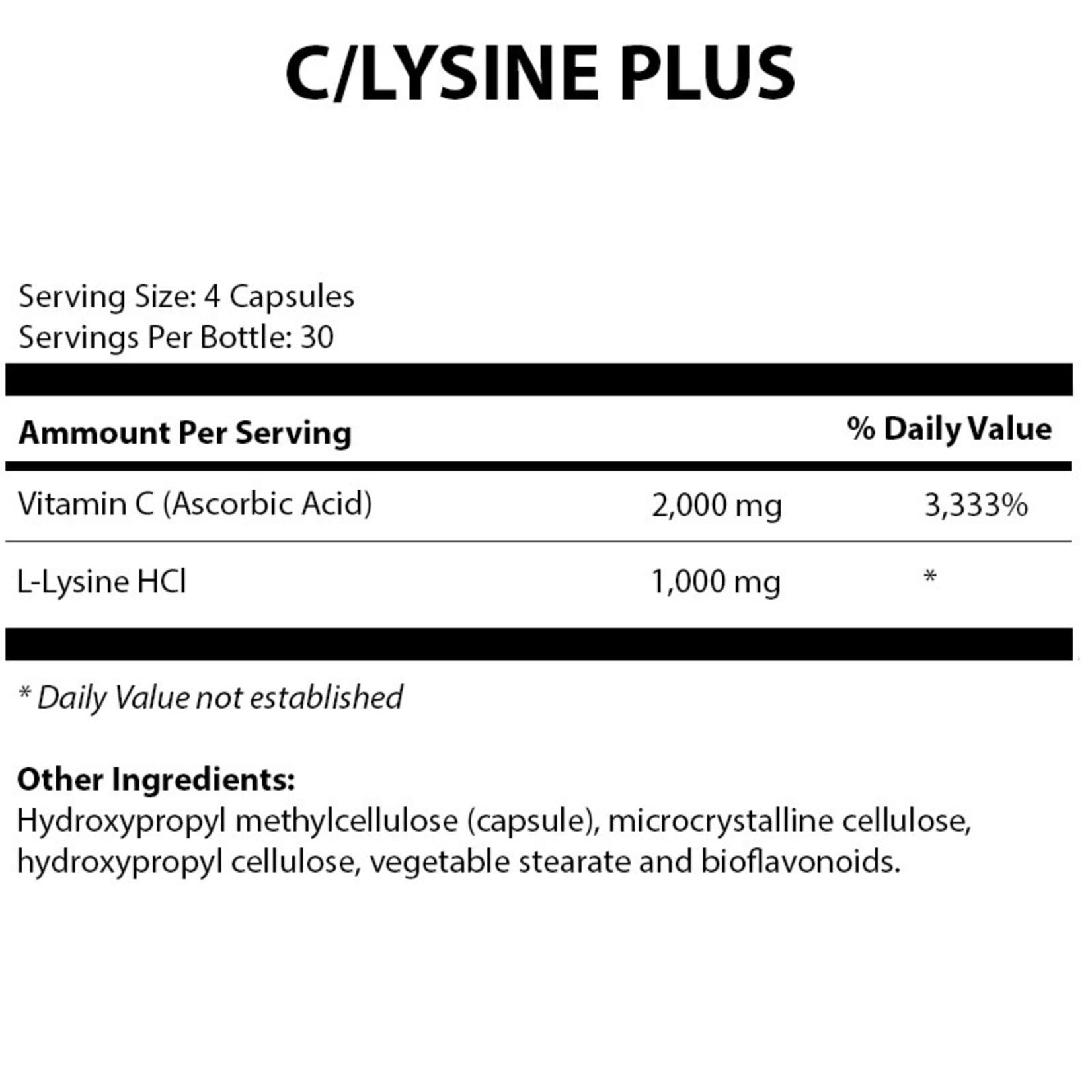 Douglas Labs C/Lysine Plus