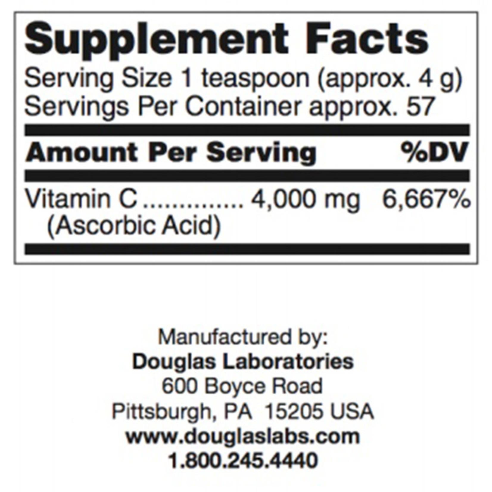 Douglas Labs Vitamin C Crystals