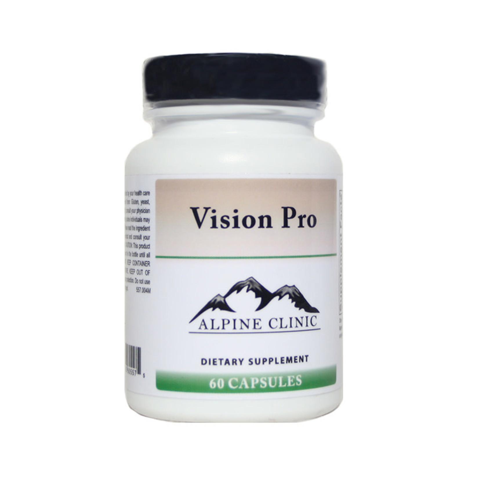 Alpine Clinic Private Label Vision Pro