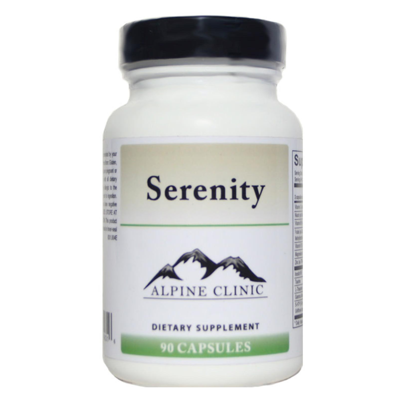 Alpine Clinic Private Label Serenity