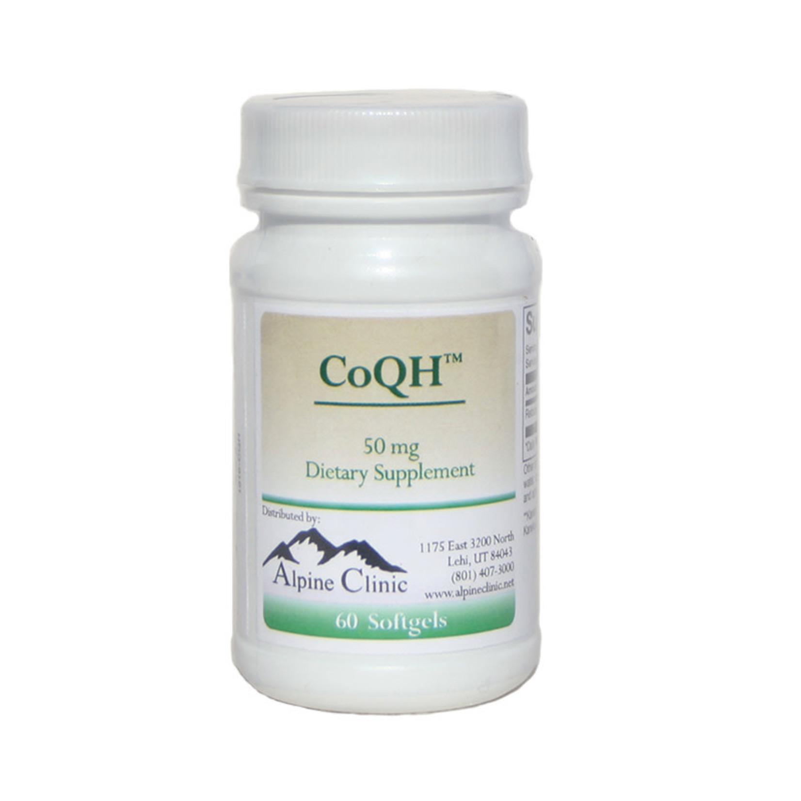 Alpine Clinic Private Label CoQH