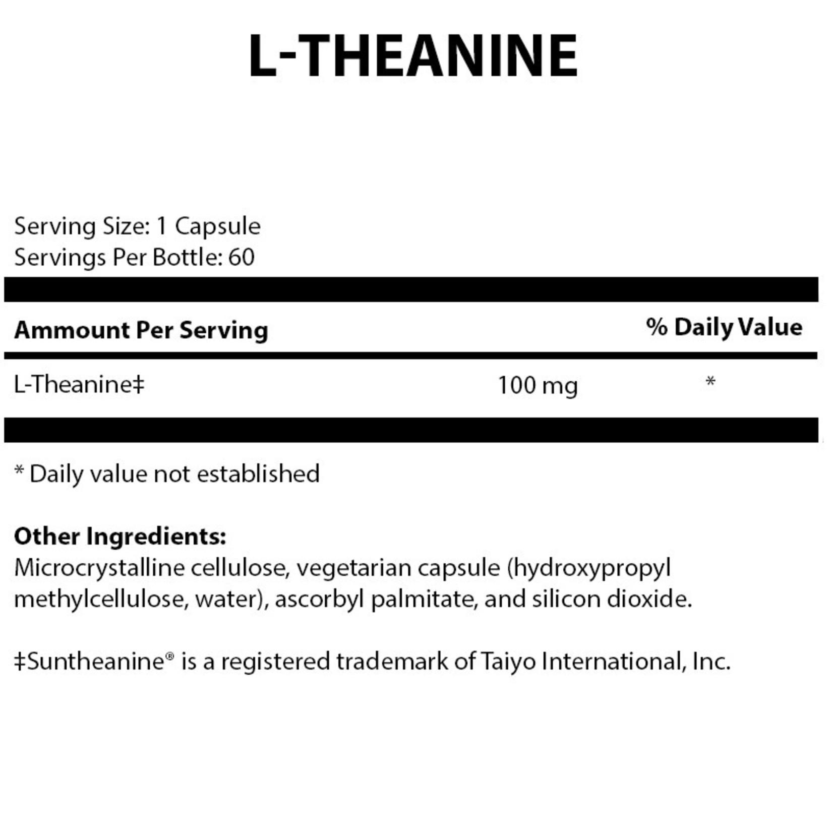 Alpine Clinic Private Label L-Theanine