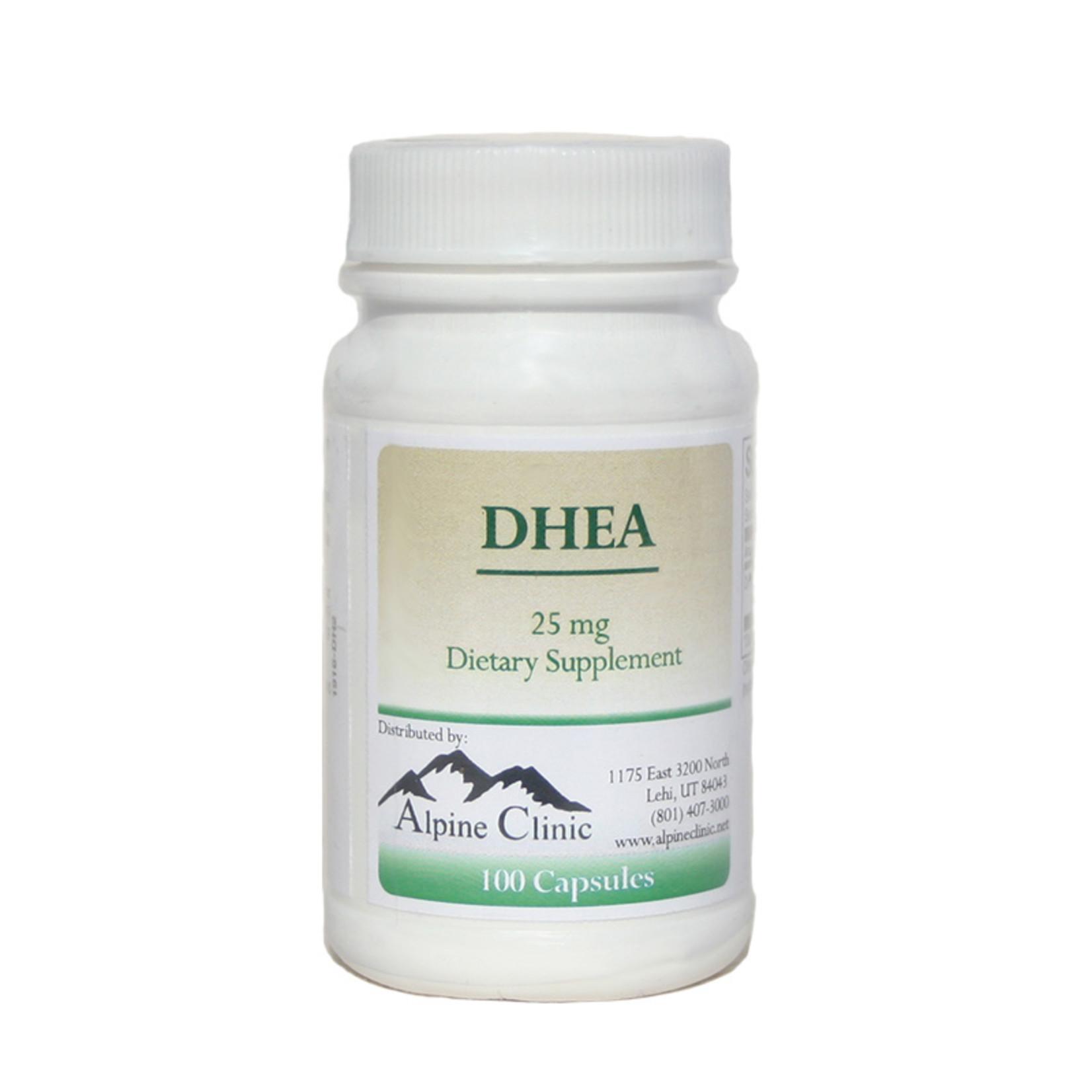Alpine Clinic PL DHEA