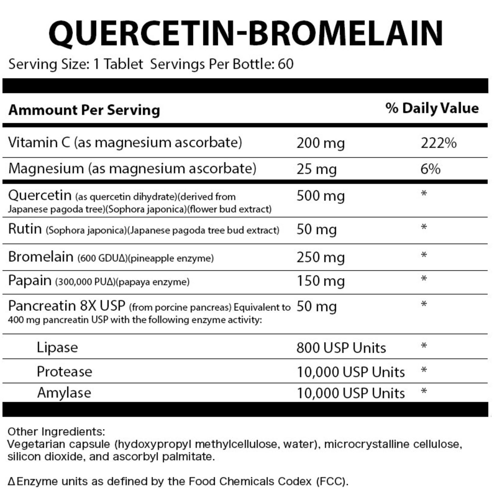 Alpine Clinic PL Quercetin-Bromelain