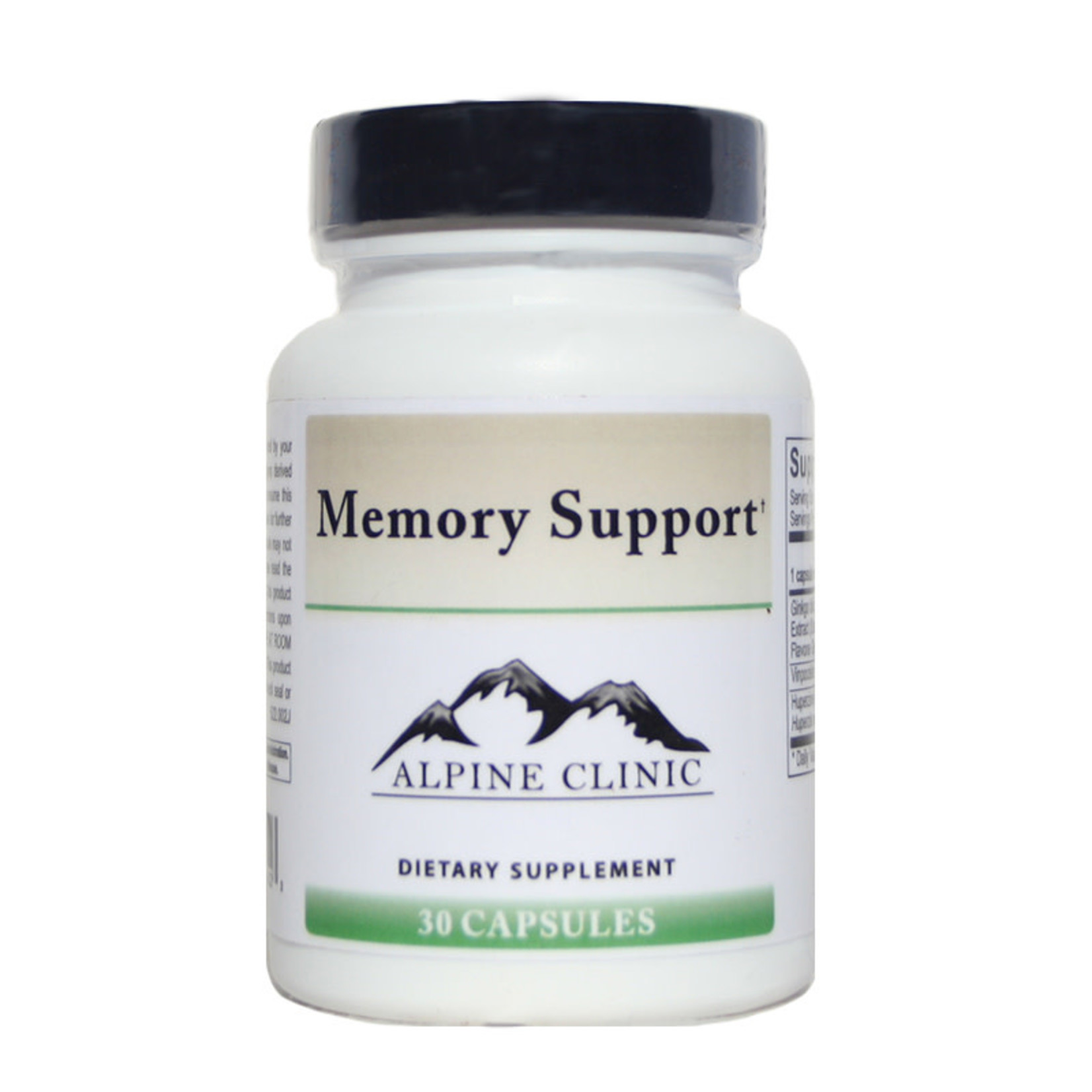 Alpine Clinic PL Memory Support