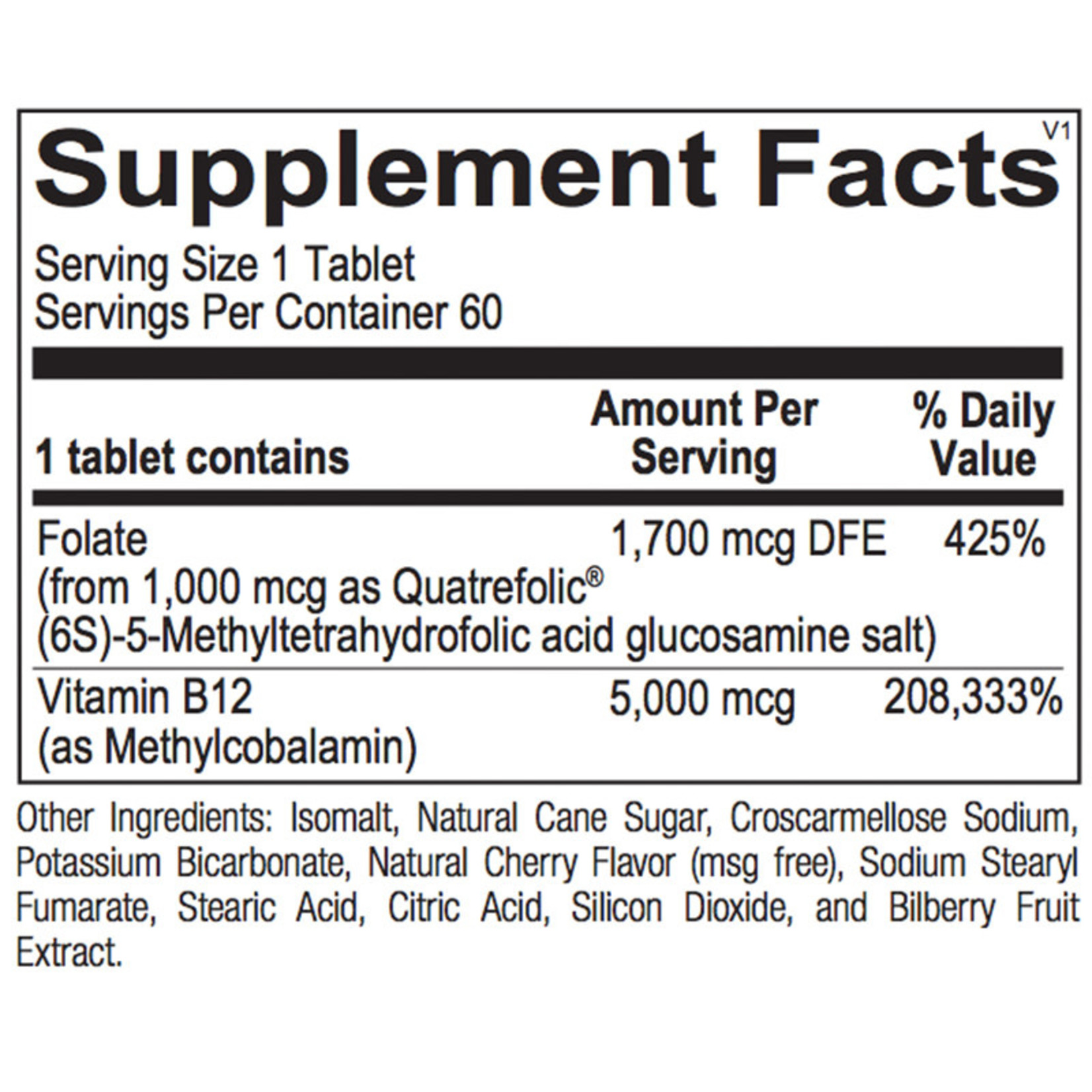 Alpine Clinic Private Label Methyl B12