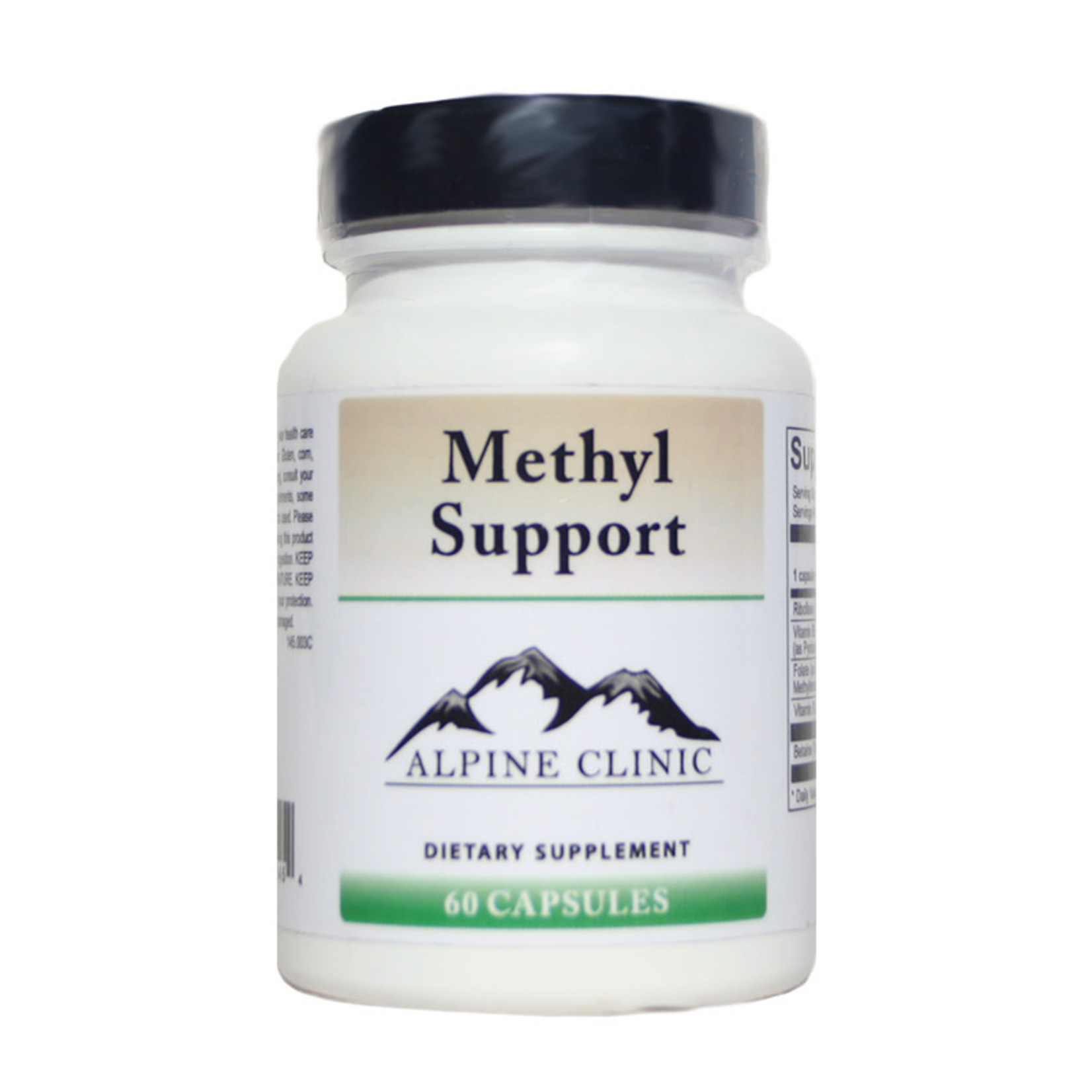 Alpine Clinic Private Label Methyl Support