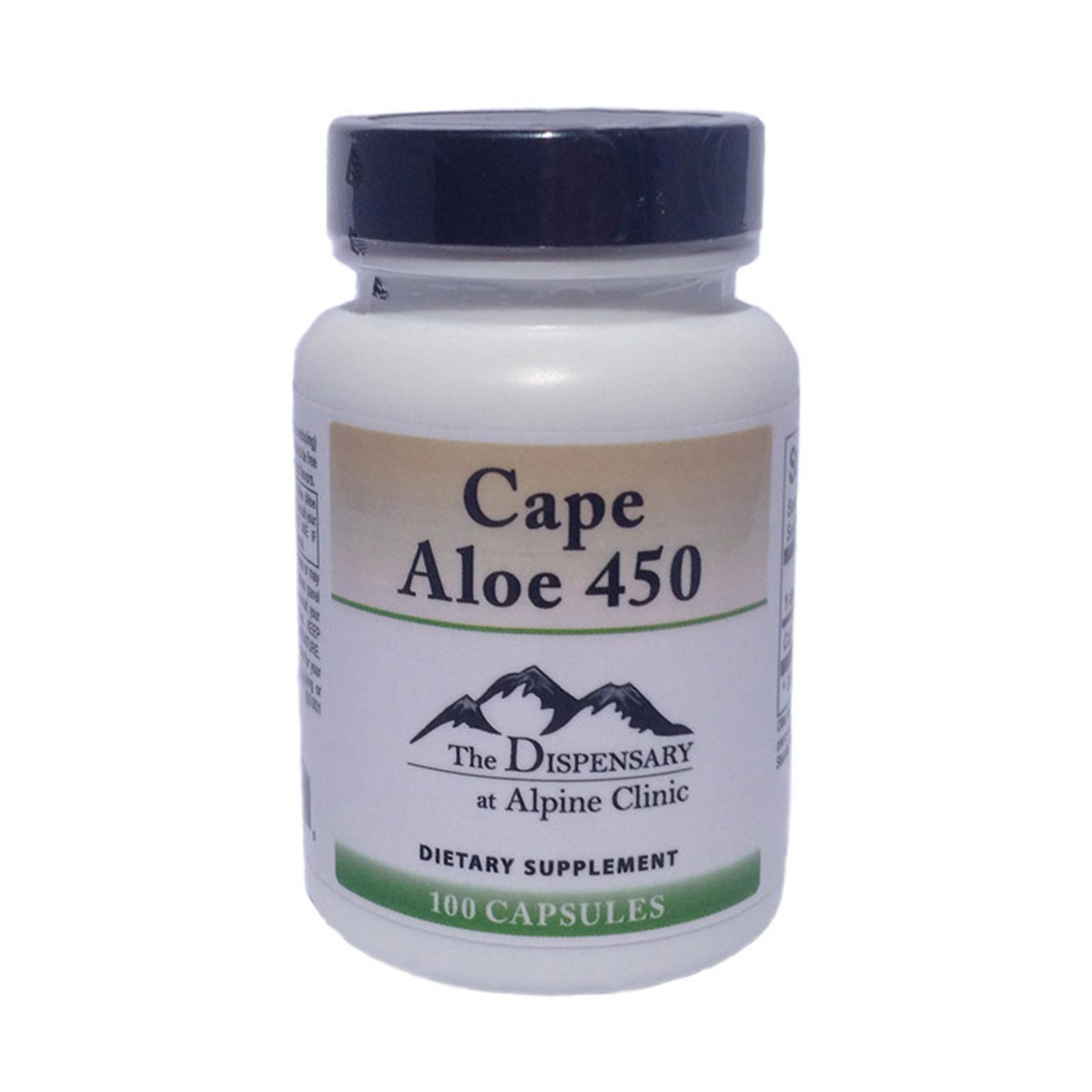 Alpine Clinic PL Cape Aloe 450