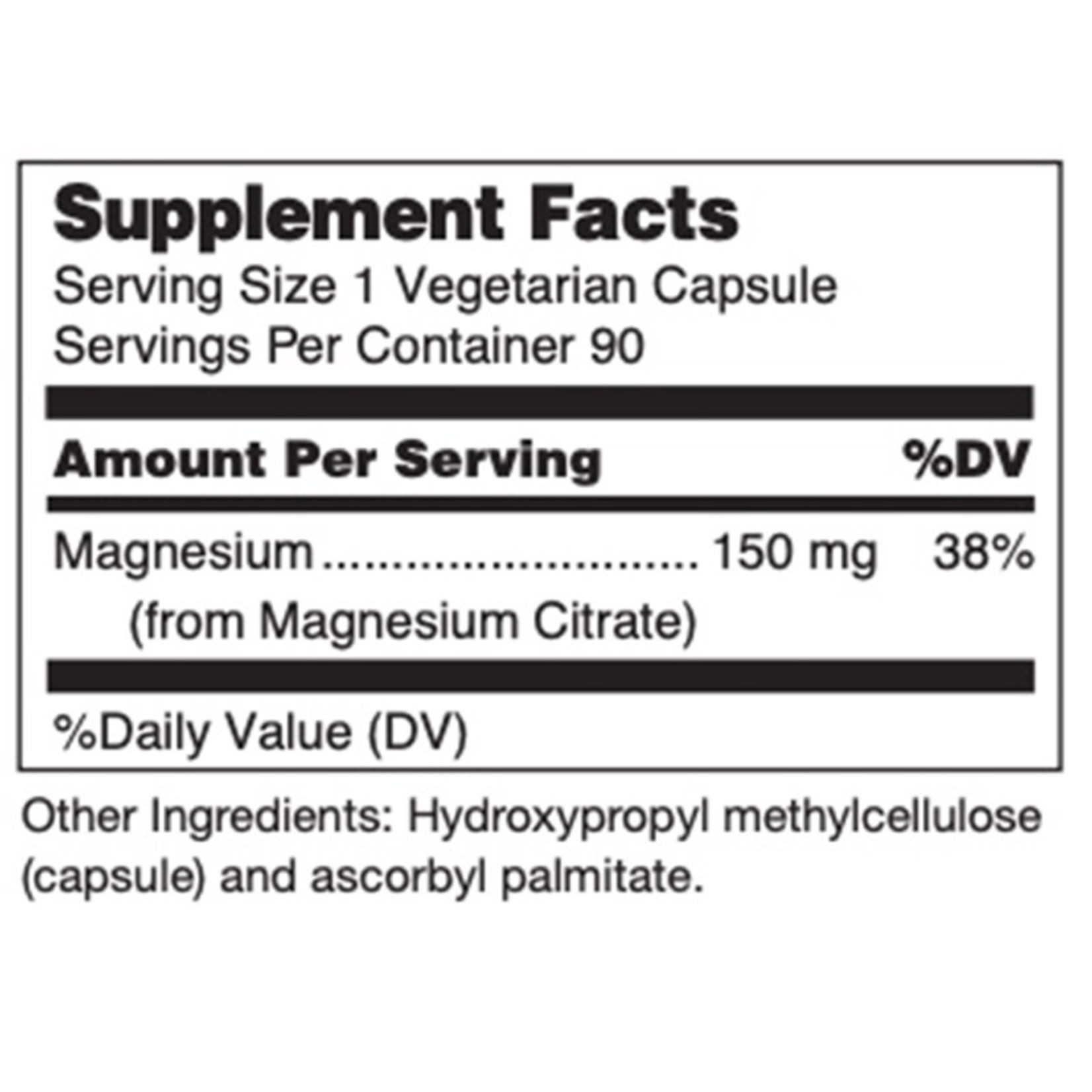Douglas Labs Magnesium Citrate