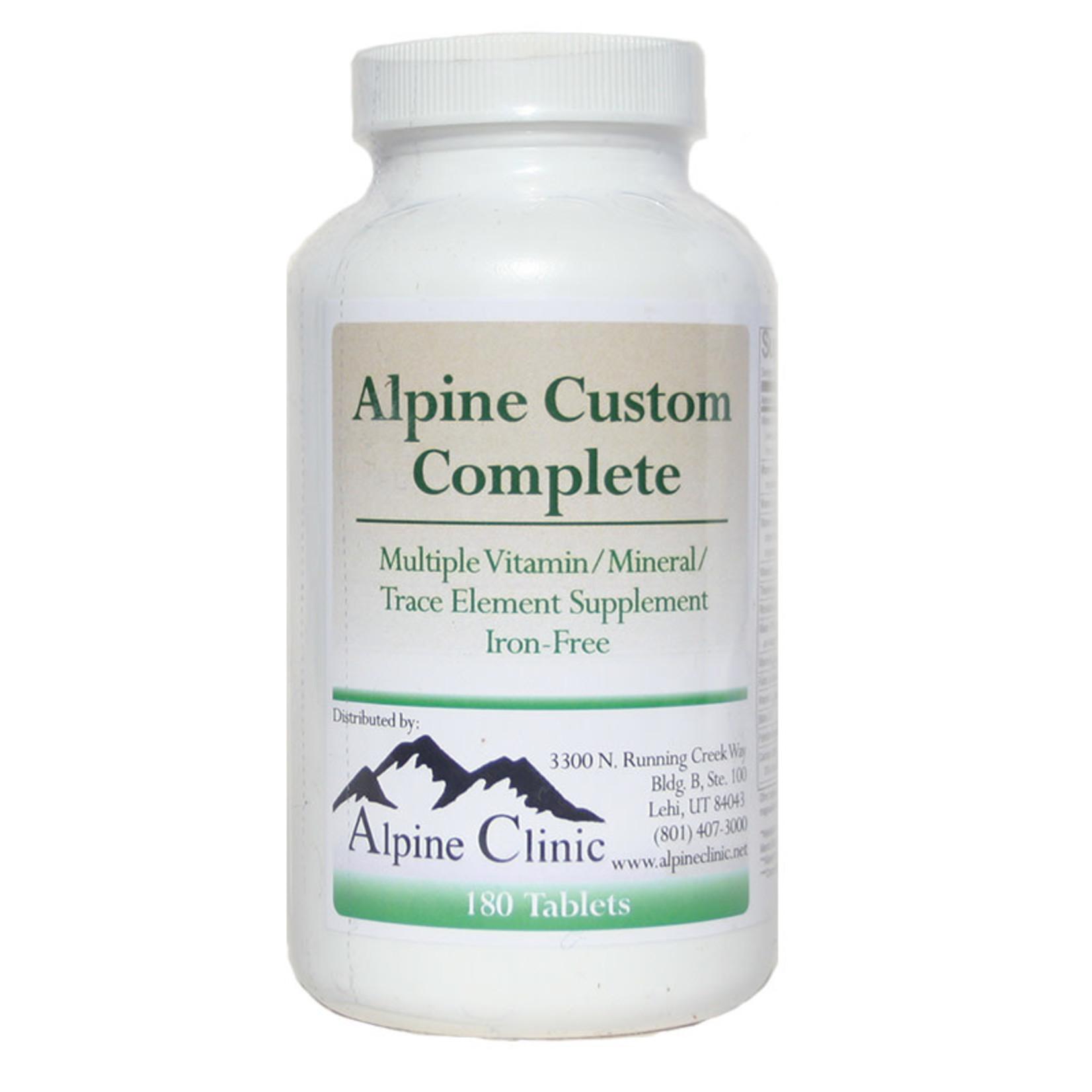 Alpine Clinic PL Alpine Custom Complete