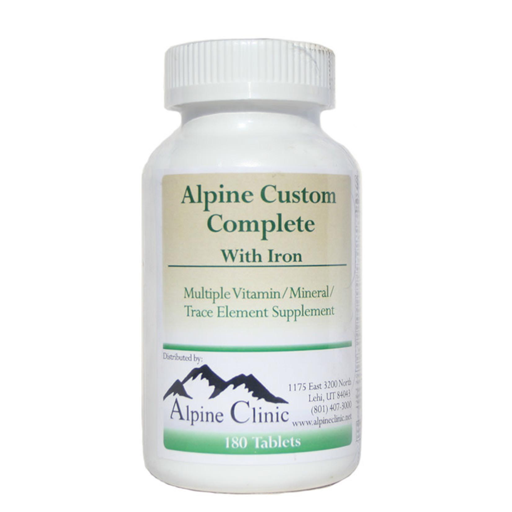 Alpine Clinic PL Alpine Custom Complete With Iron