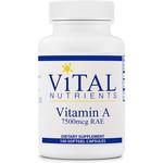 Vitamin A 7500mcg RAE