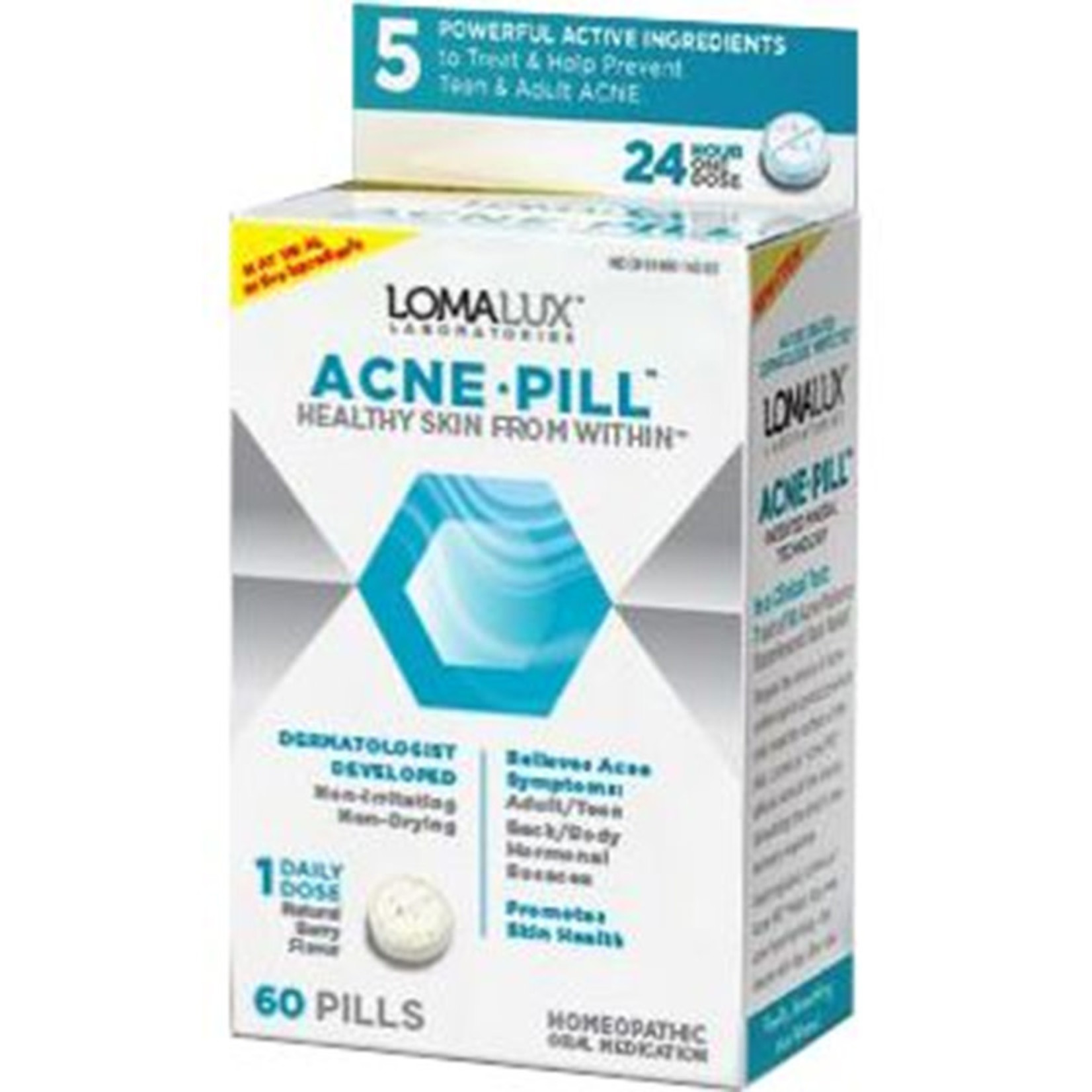 Loma Lux Acne Pill