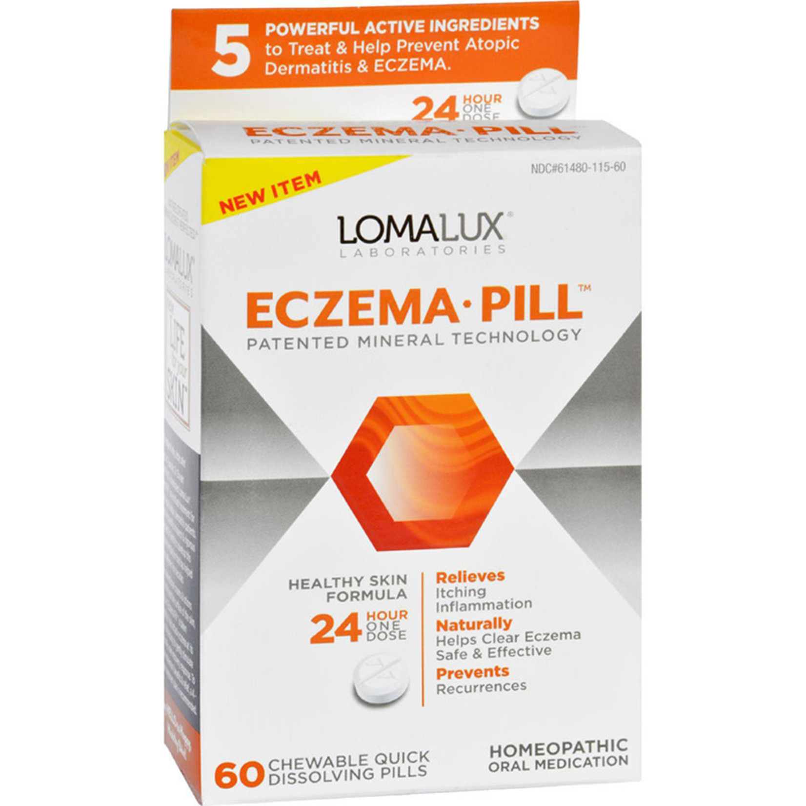 Loma Lux Eczema Pill