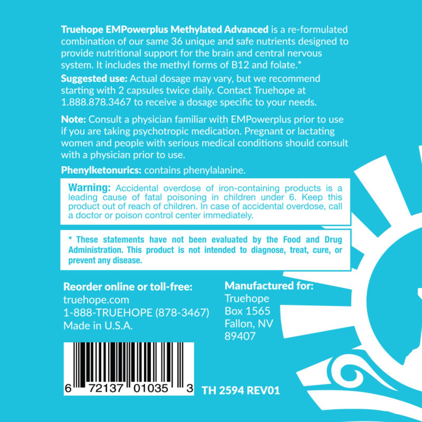 True Hope EMPowerplus Methylated Advanced