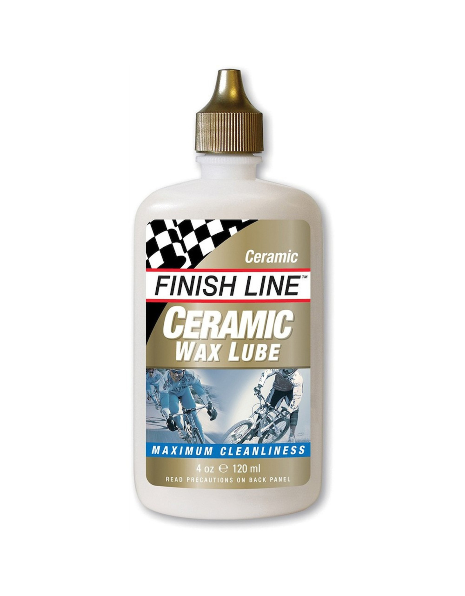 Finish Line Finish Line Ceramic Wax Chain Lube, 2oz