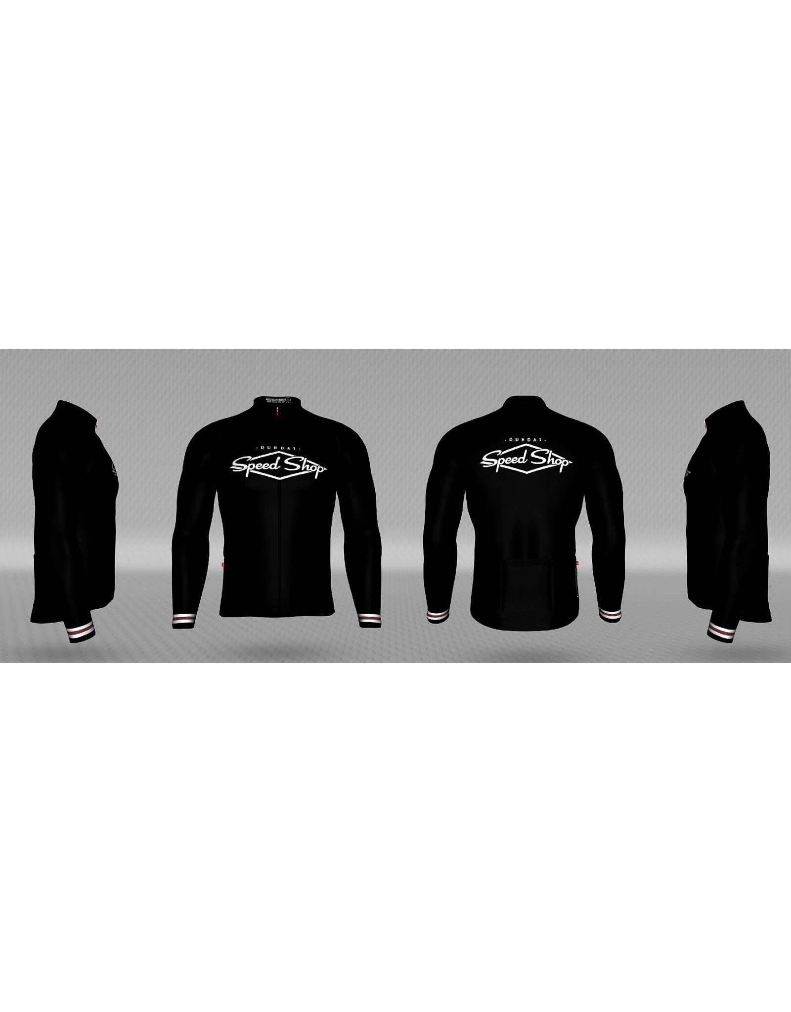 Jakroo Speed Shop Long Sleeve Jersey