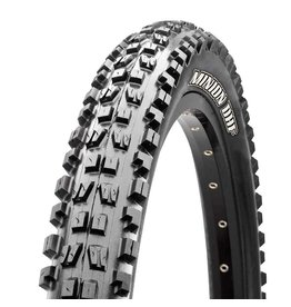 Maxxis Maxxis, Minion DHF Tire, Folding, Tubeless Ready, 3C Maxx Terra, EXO, Wide Trail, 60TPI, Black