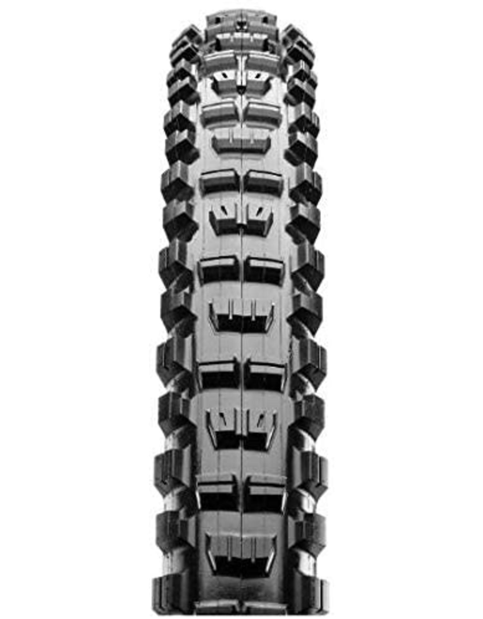 Maxxis Maxxis, Minion DHR2 Tire, Folding, Tubeless Ready, Dual, EXO, 60TPI, Black