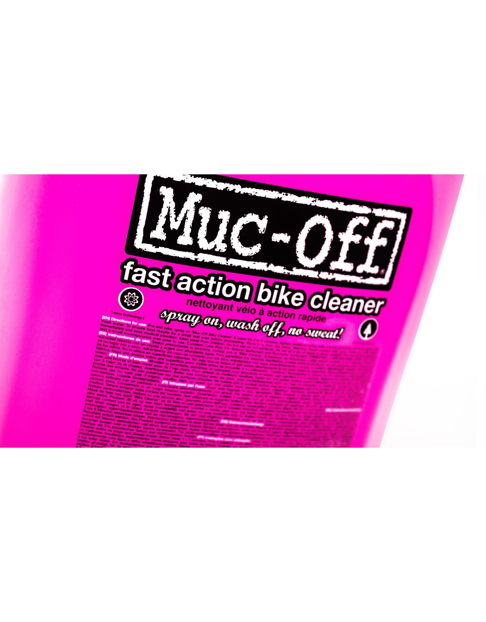 Muc-Off Muc-Off Nano Tech Bike Cleaner, 1L