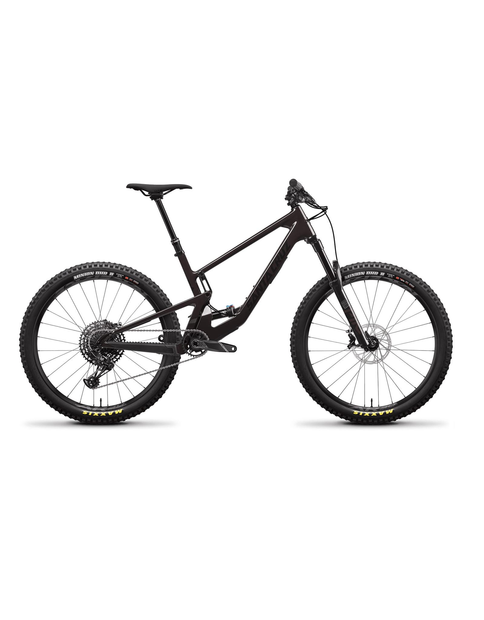 Santa Cruz 2022 Santa Cruz 5010, R-Build, Purple, Medium
