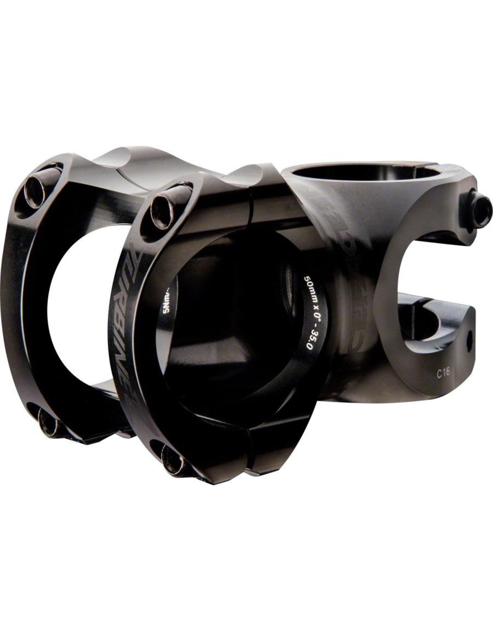 Race Face ST17TURR3540X0BLK: Race Face Turbine Stem, 35mm x 40mm, Black
