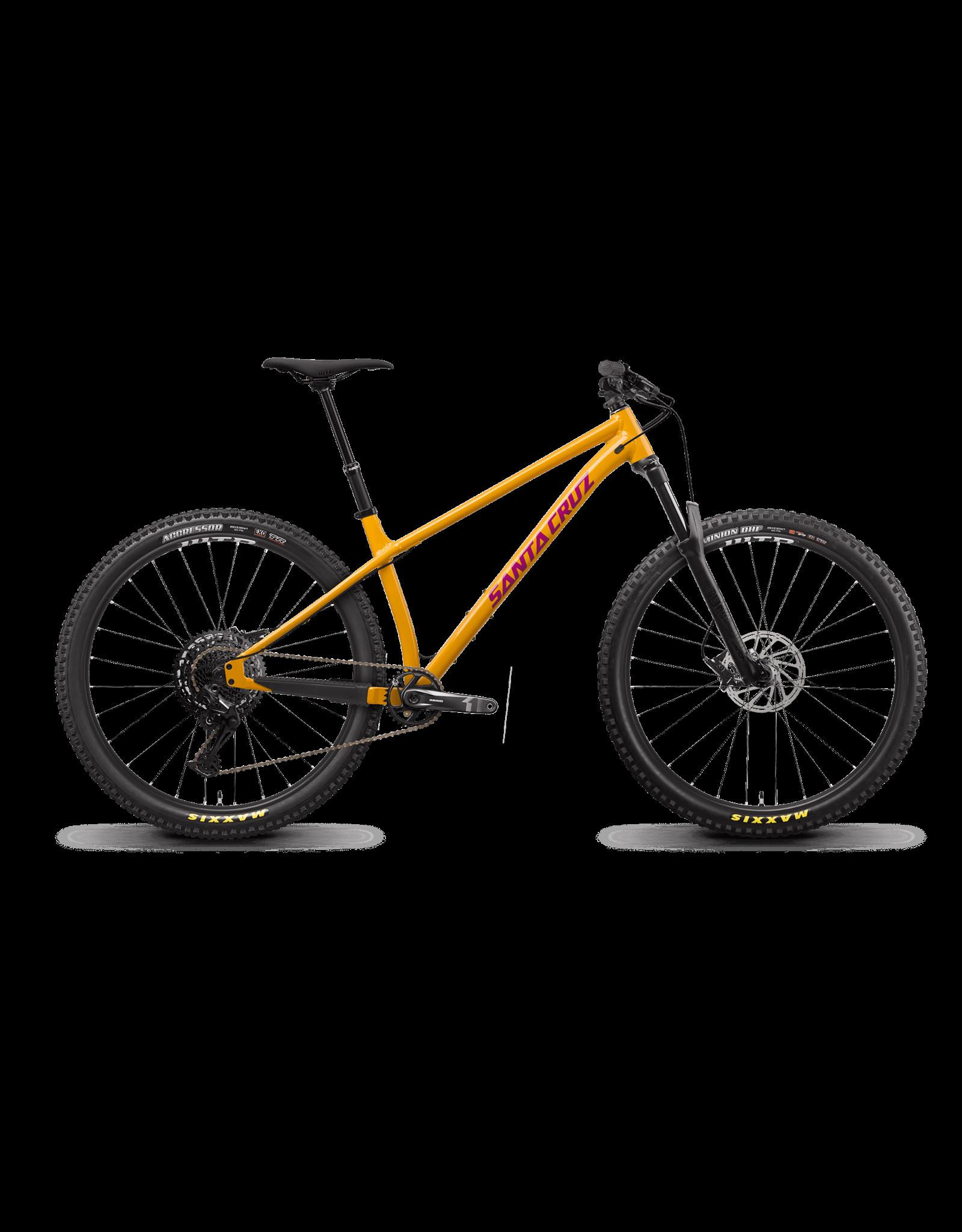 Santa Cruz 2022 Santa Cruz Chameleon 8, Large, Yellow, D-Kit