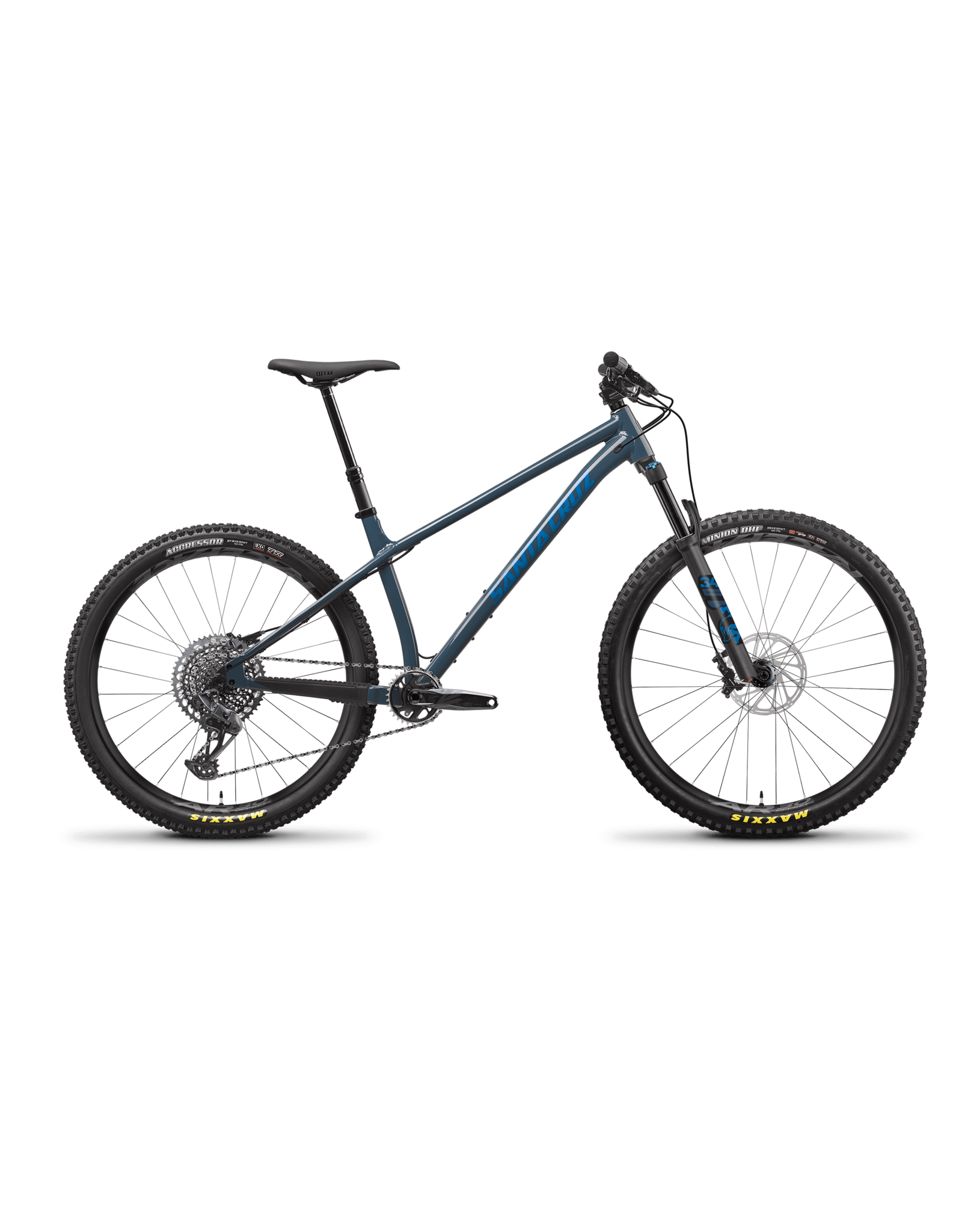 Santa Cruz 2022 Santa Cruz Chameleon 8 MX, XL, Navy, S-Kit