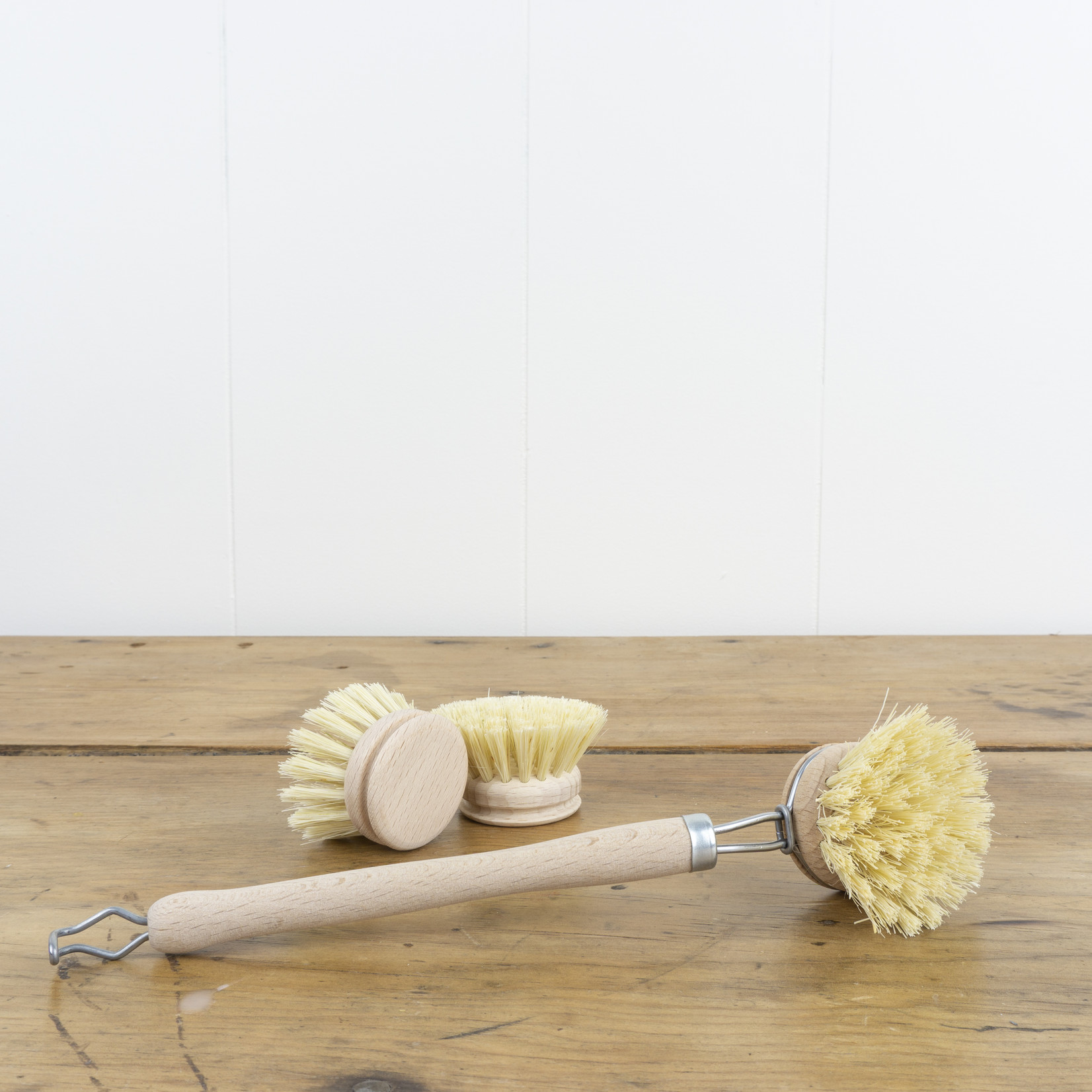 Everyday Dishbrush with Replaceable Bristles