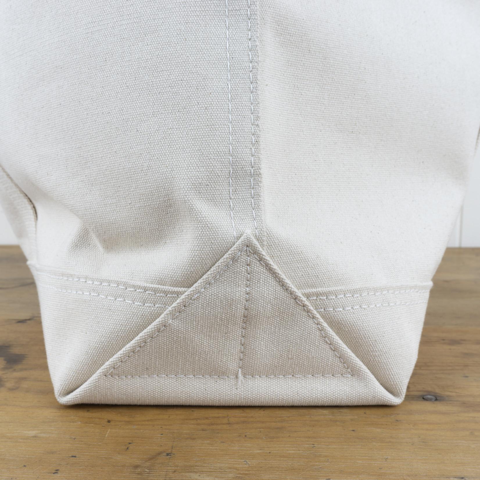 Sturdy Canvas Tote - medium
