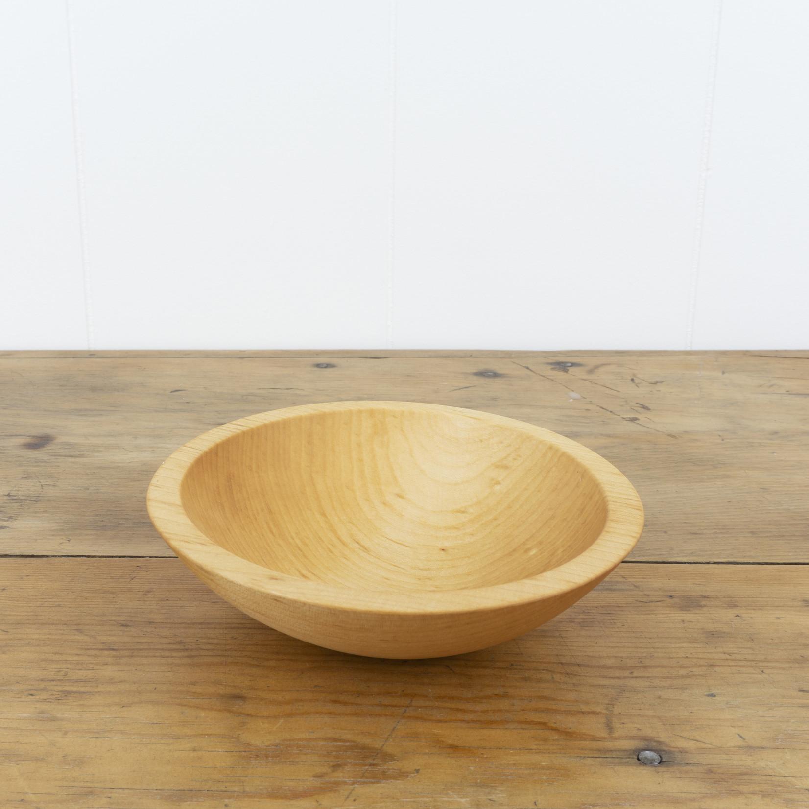 "7"" Maple Wood Bowl"