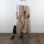 Linen Duvet Cover- Queen - fawn